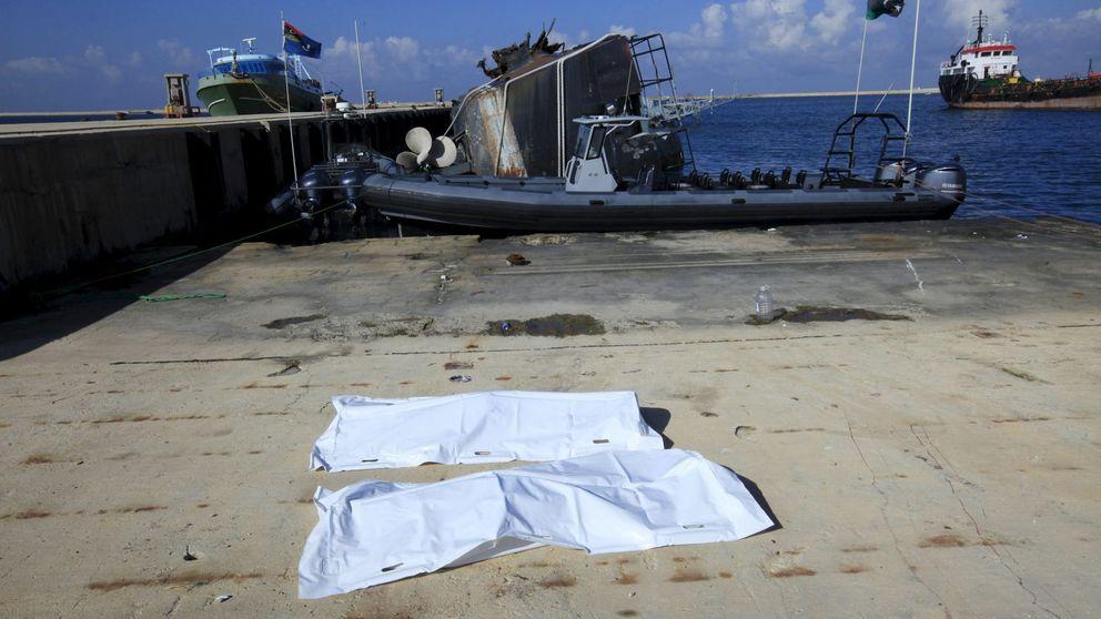 La ONU teme que 500 personas hayan muerto en un naufragio en Libia