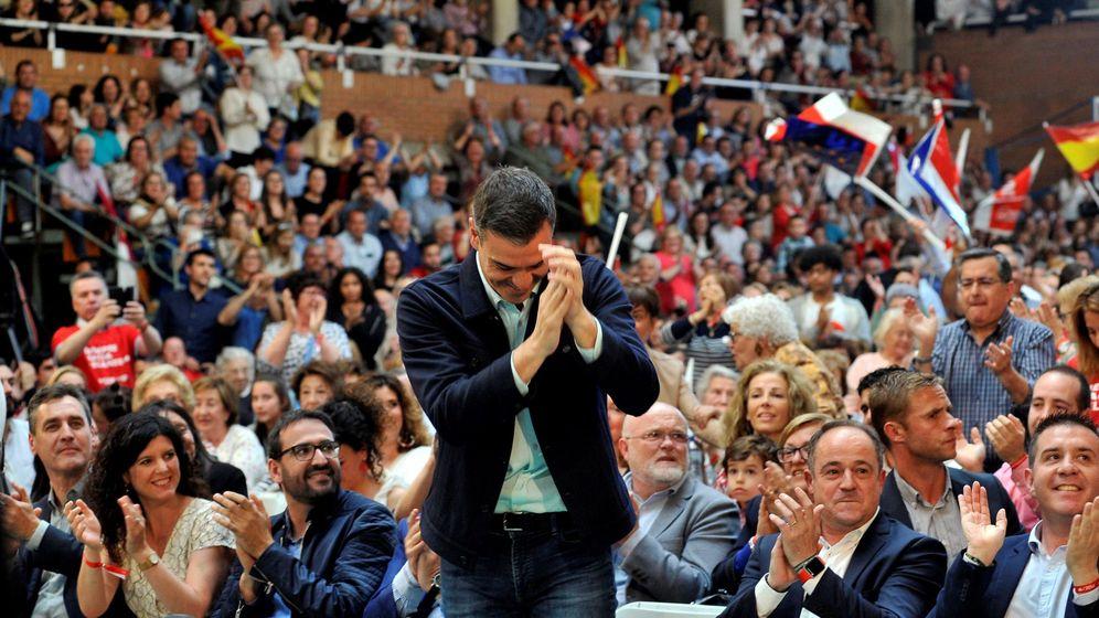 Foto: El presidente del Gobierno en funciones, Pedro Sánchez. (EFE)