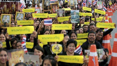 Bienvenida al nuevo rey de Tailandia