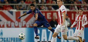 Post de El Barça se vulgariza, Sergi Roberto se lesiona y Luis Suárez se desespera