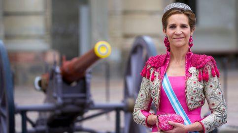 El incierto futuro de la tiara Marichalar, la joya que la infanta Elena recibió de su familia política