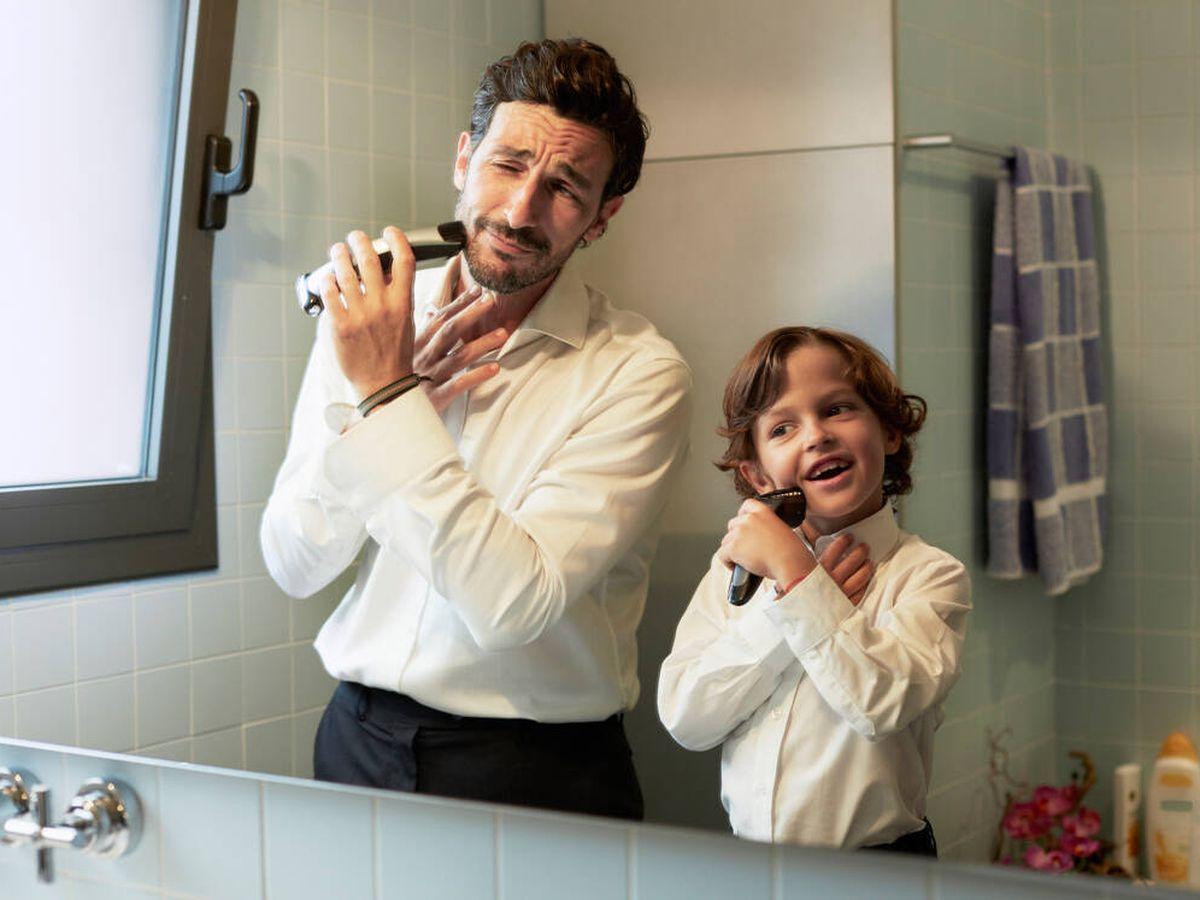 Foto: El afeitado es una de las tareas esenciales en el día a día (iStock)