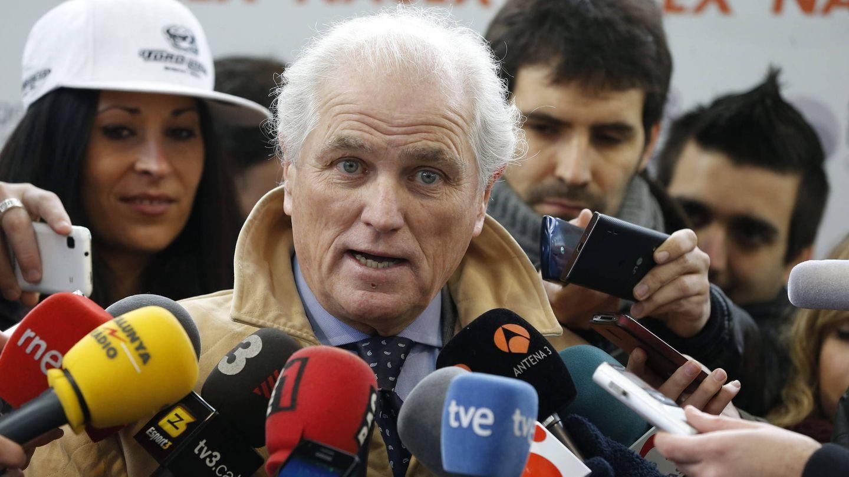 Ramón Calderón, en una imagen de archivo. (EFE)