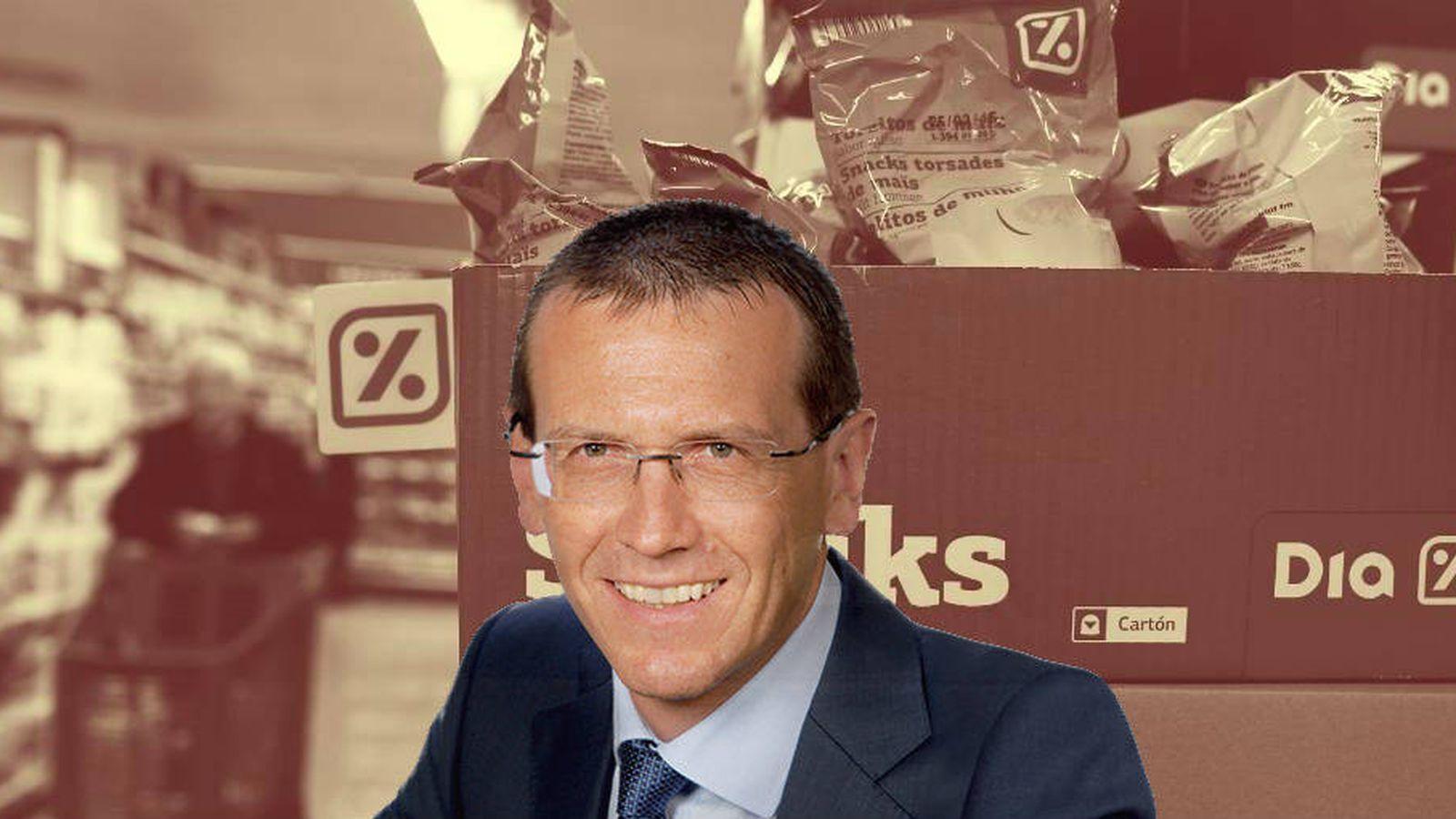 Foto: Karl-Heinz Holland, CEO de DIA (EC)