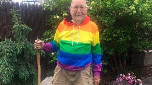Un abuelo sale del armario a los 90 años con una confesión inesperada