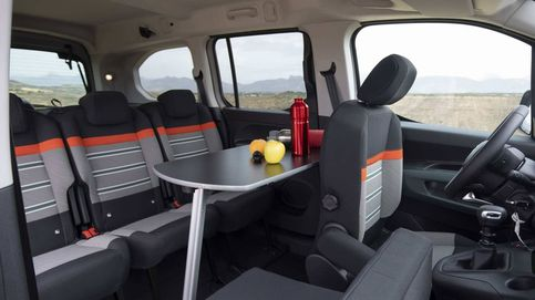 El acceso al mundo 'camper' llega con el Citroën Berlingo by Tinkervan
