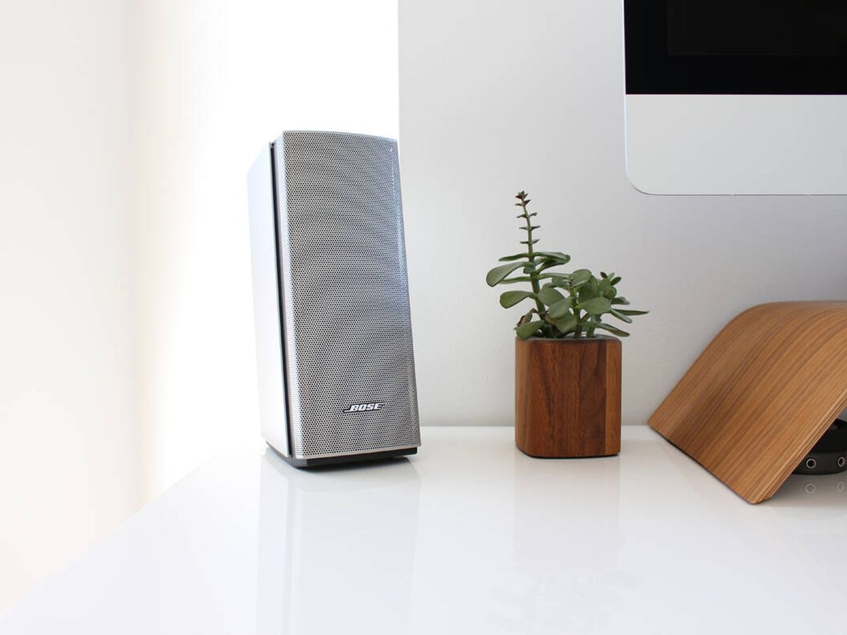 Foto: Los mejores altavoces bluetooth del mercado para escuchar música (Gabriel Beaudry para Unsplash)