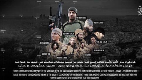 Los responsables del atentado de París amenazan a Europa desde la tumba