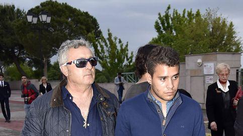 José Fernando, de la cárcel al funeral de Palomo Linares