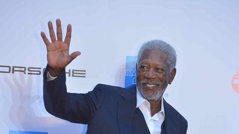 Morgan Freeman se legaliza: Como, bebo, fumo y esnifo marihuana