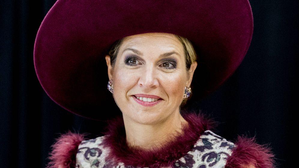 Foto: La reina Máxima en una imagen de archivo. (Gtres)