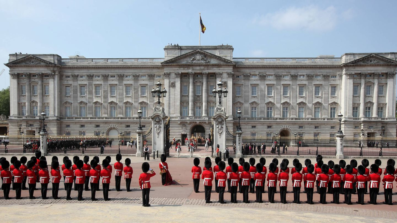 El palacio de Buckingham. (Getty)