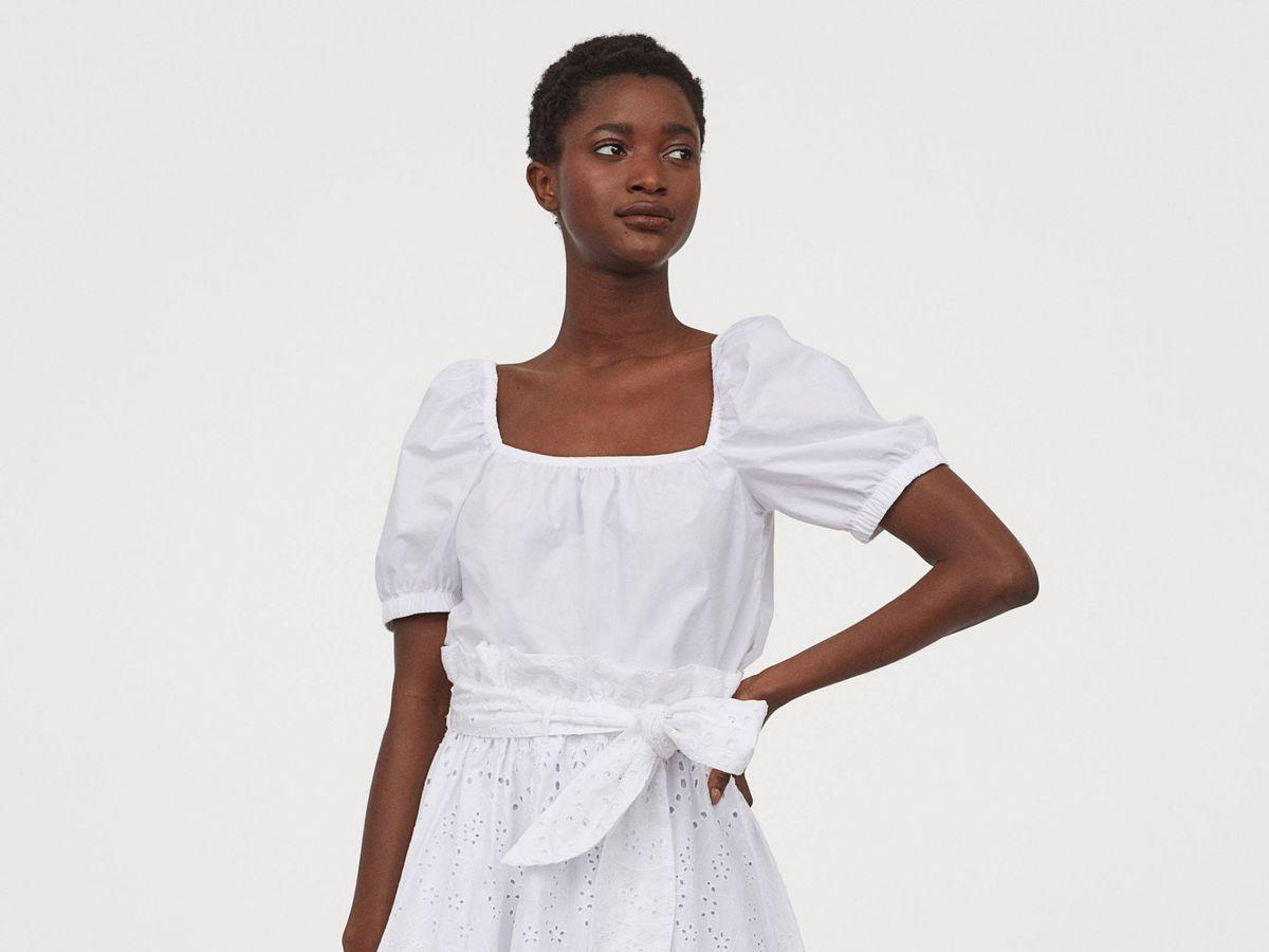 Foto: Serás la mejor vestida con esta falda de HyM. (Cortesía)