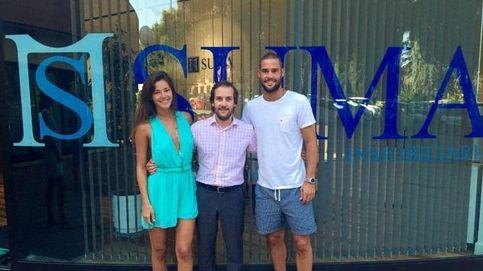 Malena Costa, el mejor apoyo para Mario Suárez en su nuevo negocio