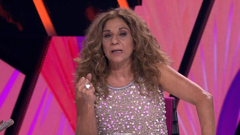 Lolita, en 'Tu cara me suena'. (Antena 3)