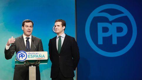 Génova redobla su presión sobre Cs: O apoyan a Moreno o nuevas elecciones