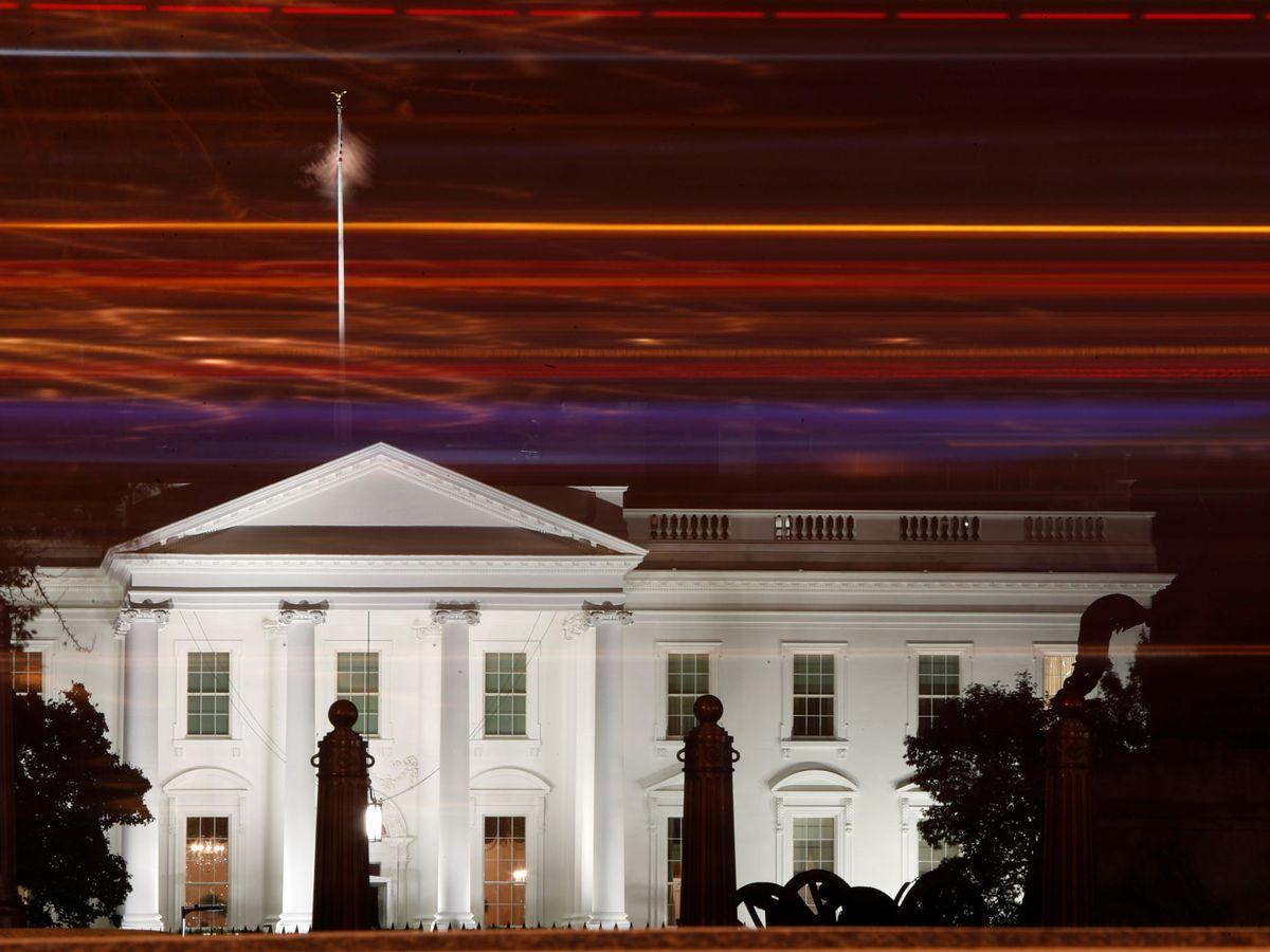 Foto: La Casa Blanca. (Reuters)