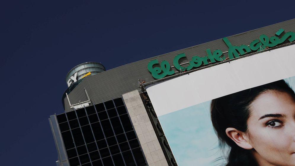Foto: Fachada de un centro comercial de El Corte Inglés. (Reuters)