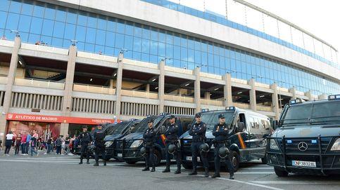 Prohibidos los camiones cerca del Calderón: así será la seguridad en la final de Copa