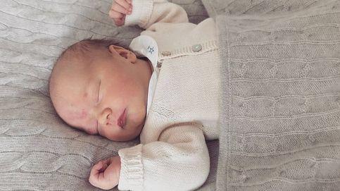 La primera foto del príncipe Gabriel de Suecia, hijo de Carlos Felipe y Sofía