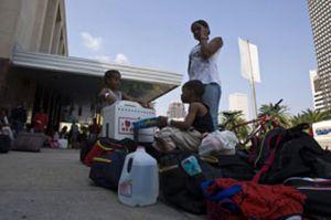 Nueva Orleans ordena la evacuación ante la llegada del huracán 'Gustav'