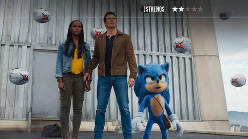 'Sonic': una pésima adaptación sin gracia ni vida del popular videojuego de Sega