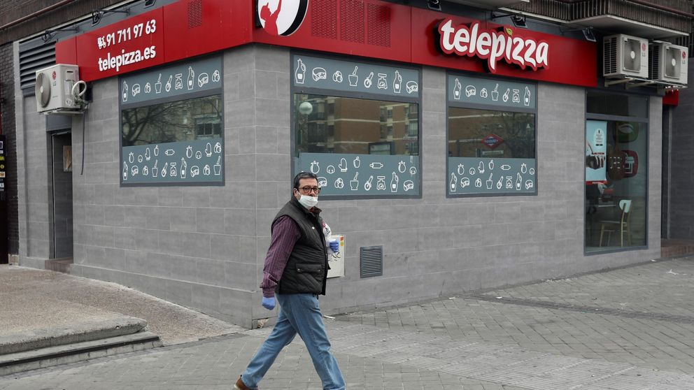 Telepizza y sus vips tienen un problema de 'grasa' financiera, no solo con Ayuso