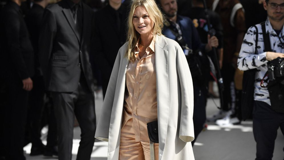 Foto: Kate Moss es y siempre será la gran musa de la moda. (EFE)