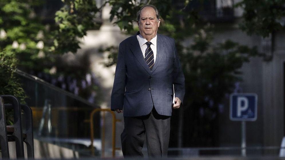 Foto: El exsecretario de Presidencia de la Generalitat Lluís Prenafeta. (EFE)