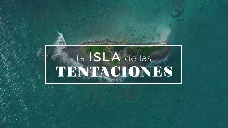 Logotipo de 'La isla de las tentaciones'. (Captura de Mediaset)