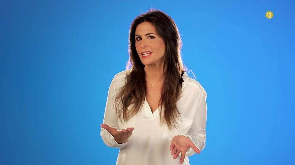 Foto: Nuria Roca en un vídeo promocional de 'Singles XD'.