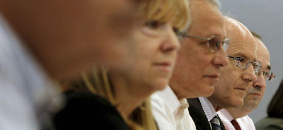 Foto: Navarro se perfila como sustituto de Montilla al frente del PSC tras la renuncia de Iceta