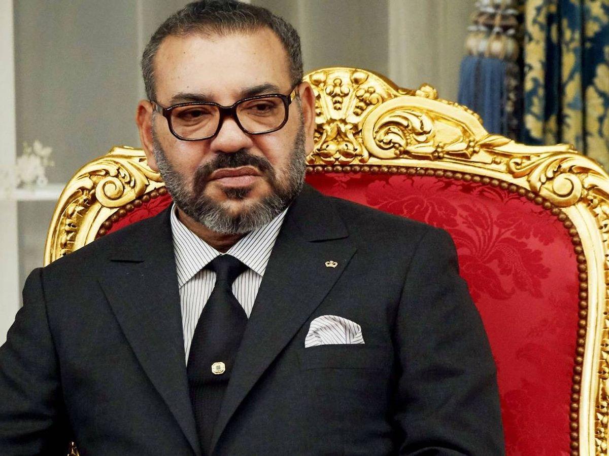 Foto: El rey Mohamed VI, en una imagen de archivo. (Getty)