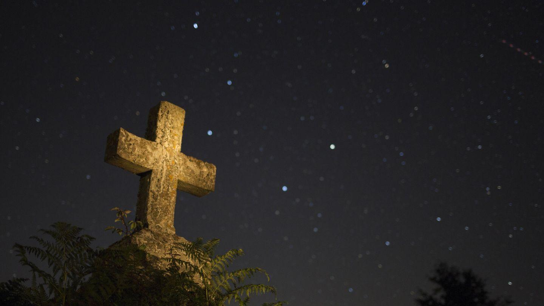 Las perseidas son una lluvia de estrellas que suele tener lugar en torno a San Lorenzo (EFE)