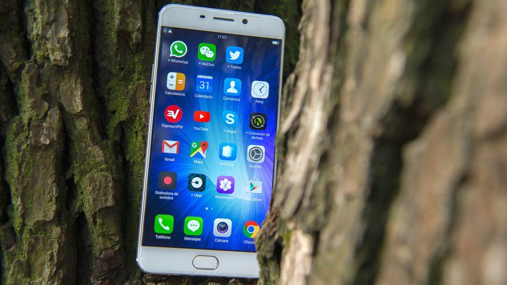 Oppo F1 Plus: este nuevo 'smartphone' chino asequible aspira a lo más alto