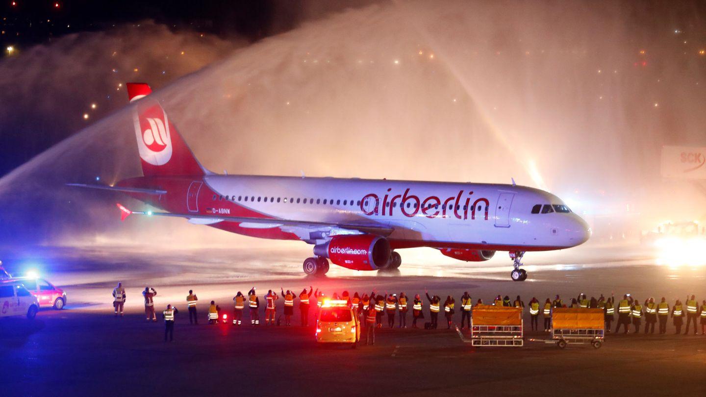 EasyJet se ha hecho con una parte de las operaciones de Air Berlin en Tegel. (Reuters)