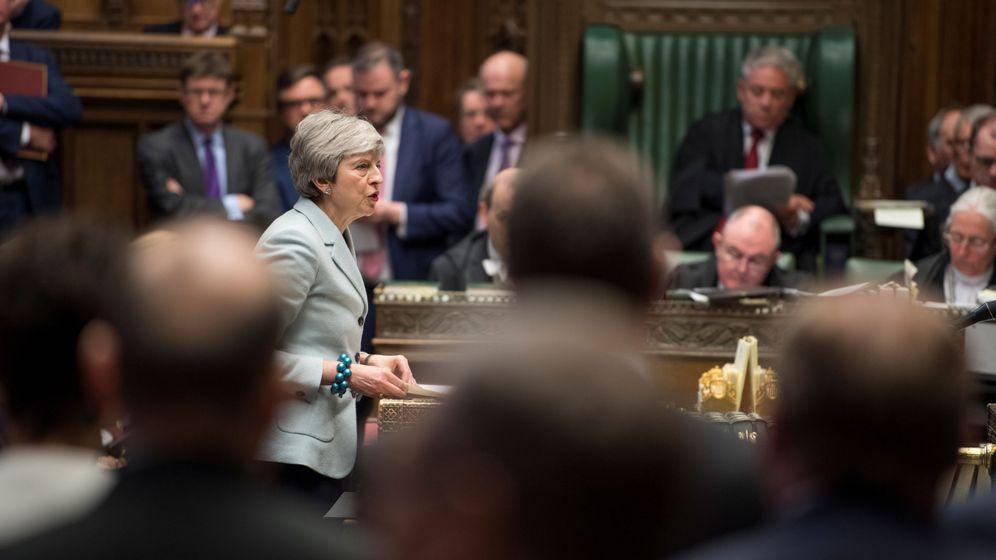 Foto: Theresa May. (Reuters)