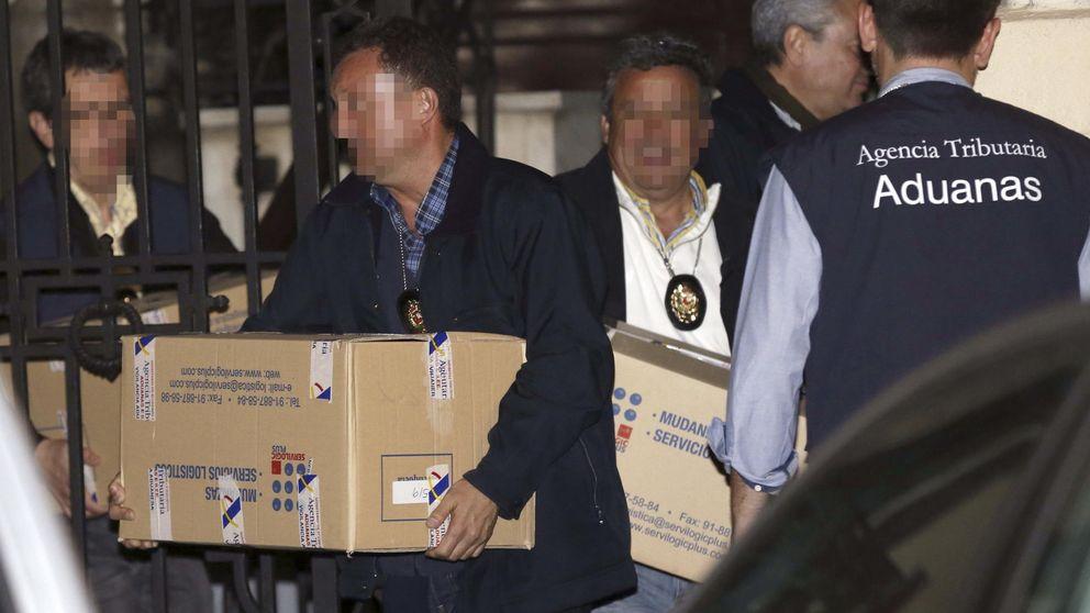 Hacienda inició las actuaciones contra Rato sin inspeccionarle