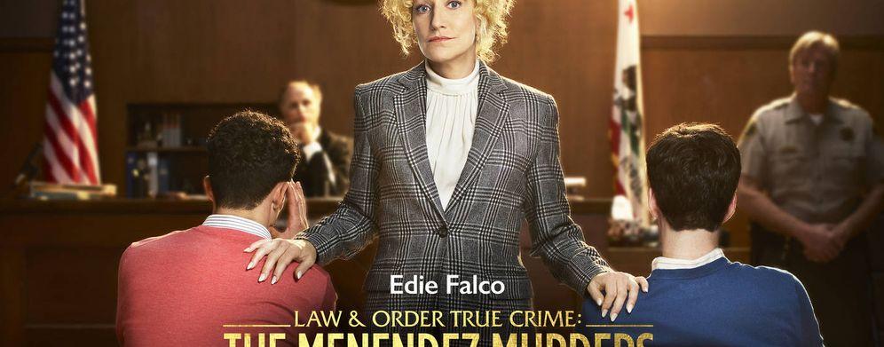 Foto: Imagen promocional de la serie sobre el caso Menéndez.