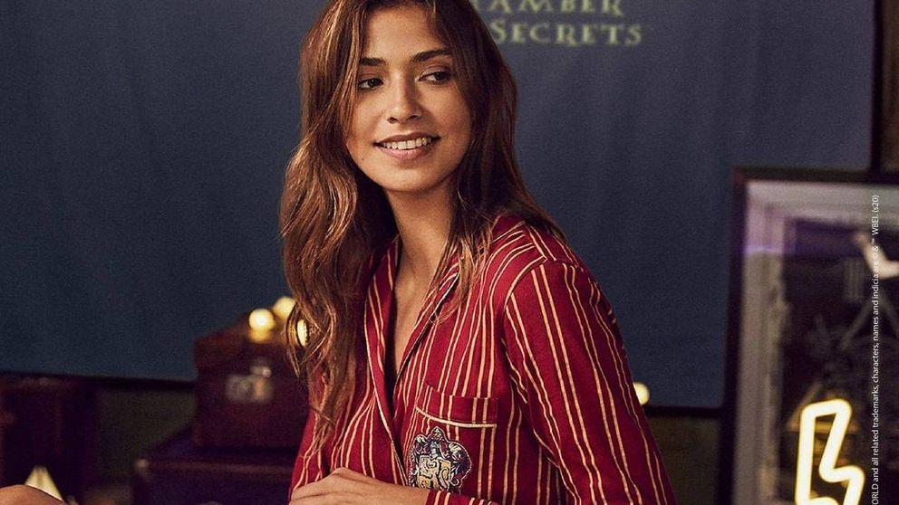Si aún esperas tu carta de Hogwarts, ficha un pijama de Harry Potter en Women'secret
