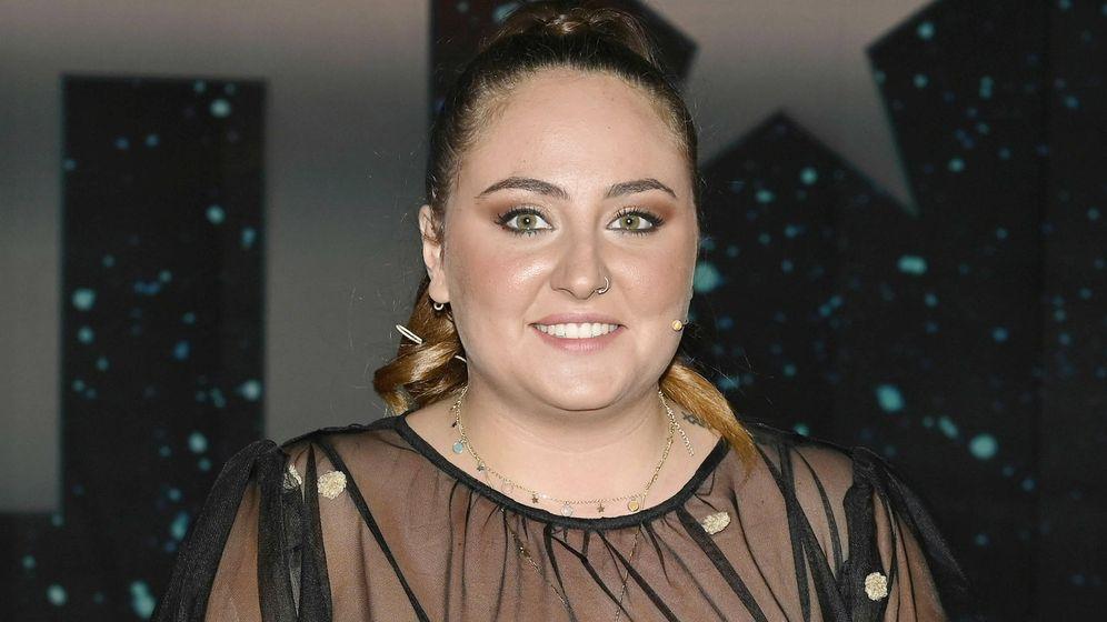 Foto: Rocío Flores en 'GH VIP 7'. (Mediaset España)