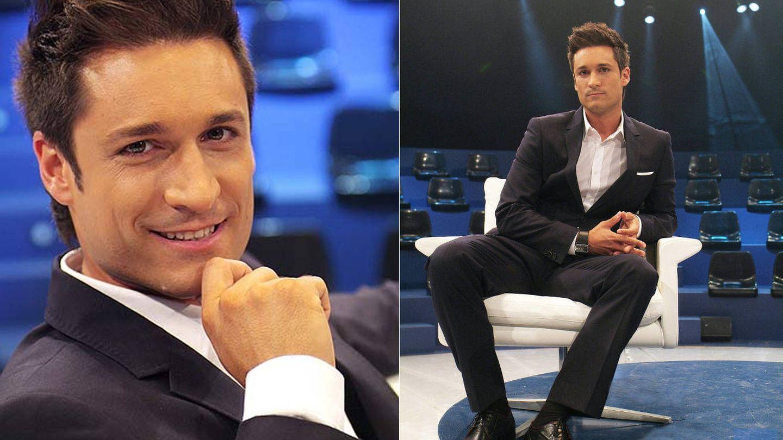 Aitor Trigos presentó 'Si yo fuera tú' en Antena 3. (Atresmedia TV)