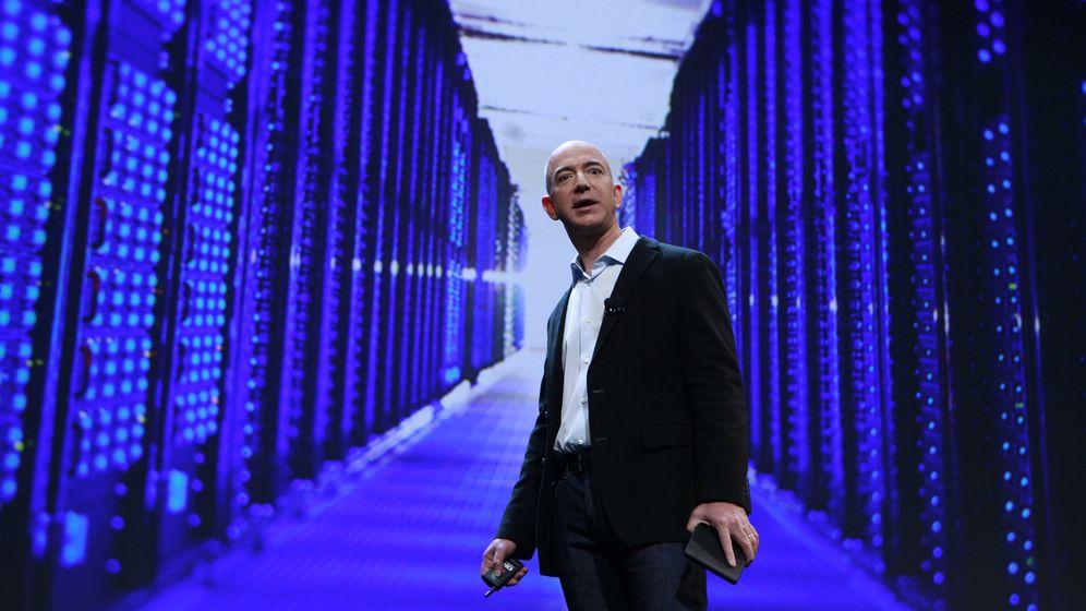 Foto: El CEO de Amazon, Jeff Bezos. (Reuters)