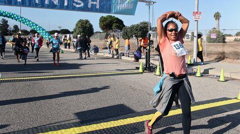 La madre de Meghan Markle, Doria Ragland, corre 5 kilómetros por una buena causa