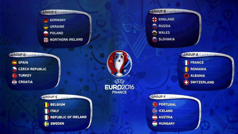 República Checa, Turquía y Croacia, rivales de España en la Eurocopa 2016