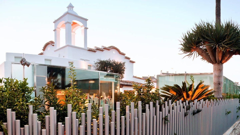 Restaurante Quique Dacosta.