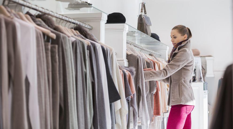 a0d8100cf2 Foto  Febrero es el mejor momento para comprar ropa de invierno. (Corbis)