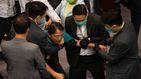 Expulsan a varios diputados opositores del parlamento de Hong Kong