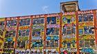 El propietario de un edificio tiene que pagar 5,4 M a 21 grafiteros por borrar sus pintadas