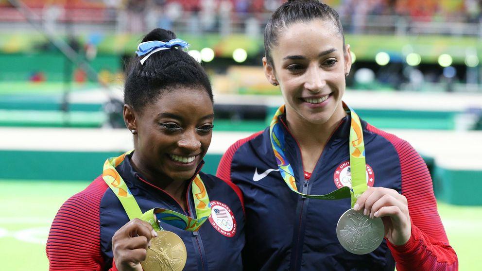Simone Biles se lleva su segundo oro y aspira a tres más